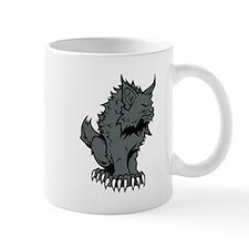 Black Bobcat Mugs