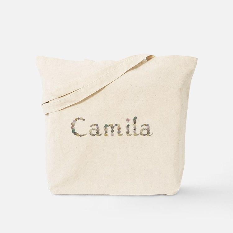 Camila Seashells Tote Bag
