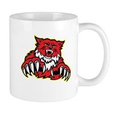 Bobcat Mascot Mugs
