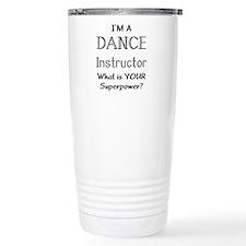dance instructor Travel Coffee Mug