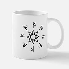 A-Rune Wheel 2 Mugs