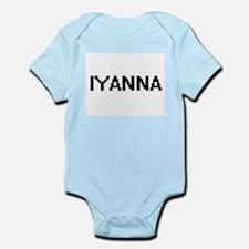 Iyanna Digital Name Body Suit