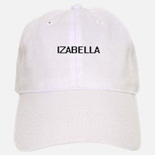 Izabella Digital Name Cap
