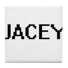 Jacey Digital Name Tile Coaster