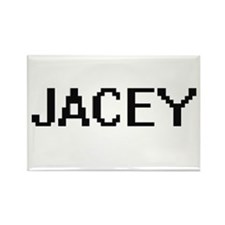 Jacey Digital Name Magnets