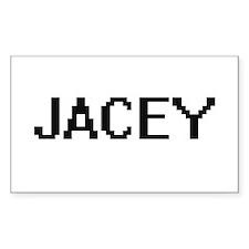 Jacey Digital Name Decal