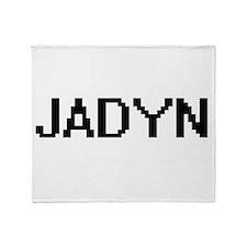 Jadyn Digital Name Throw Blanket