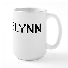 Jaelynn Digital Name Mugs