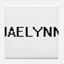 Jaelynn Digital Name Tile Coaster