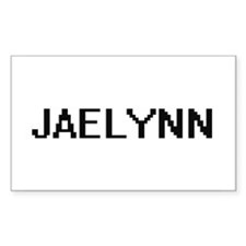Jaelynn Digital Name Decal