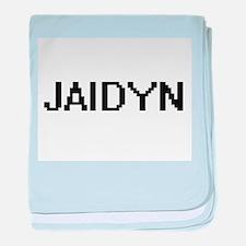 Jaidyn Digital Name baby blanket