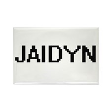 Jaidyn Digital Name Magnets