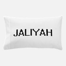 Jaliyah Digital Name Pillow Case