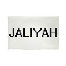 Jaliyah Digital Name Magnets