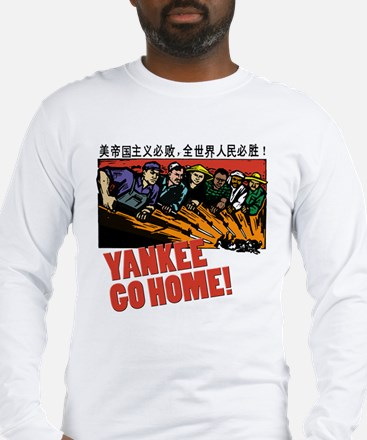 Yankee Go Home Long Sleeve T-Shirt