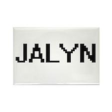 Jalyn Digital Name Magnets