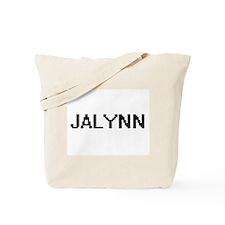 Jalynn Digital Name Tote Bag