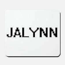 Jalynn Digital Name Mousepad