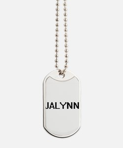Jalynn Digital Name Dog Tags