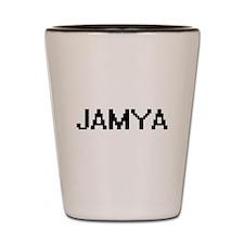 Jamya Digital Name Shot Glass