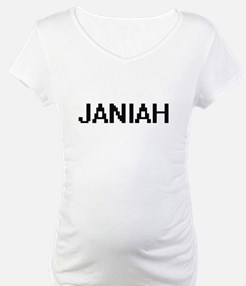Janiah Digital Name Shirt