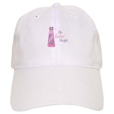 Its Ladies Night Baseball Baseball Cap