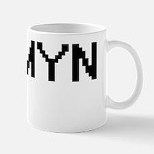 Jasmyn Digital Name Mug
