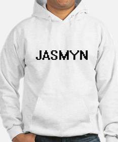 Jasmyn Digital Name Hoodie Sweatshirt