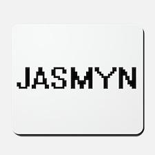 Jasmyn Digital Name Mousepad