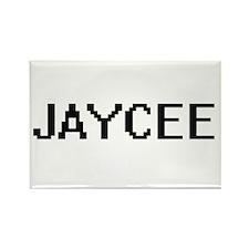 Jaycee Digital Name Magnets