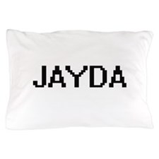 Jayda Digital Name Pillow Case