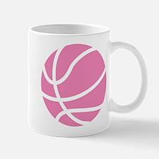 Basketball Carolina Pink Mug