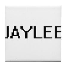 Jaylee Digital Name Tile Coaster