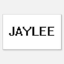 Jaylee Digital Name Decal