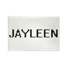 Jayleen Digital Name Magnets