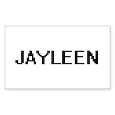 Jayleen Digital Name Decal