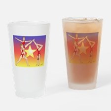 Star Acro Trio Drinking Glass