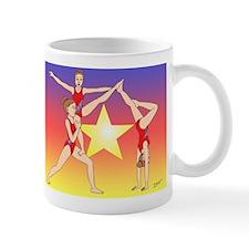 Star Acro Trio Mugs