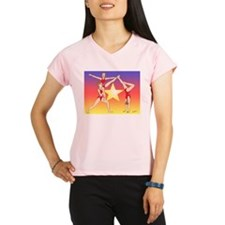 Star Acro Trio Performance Dry T-Shirt