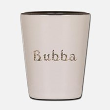 Bubba Seashells Shot Glass