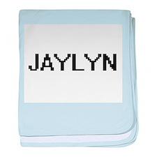 Jaylyn Digital Name baby blanket