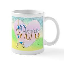 Acro heart Mugs