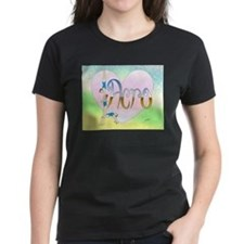 Acro heart T-Shirt