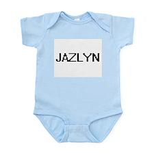 Jazlyn Digital Name Body Suit