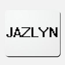 Jazlyn Digital Name Mousepad
