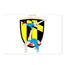 Acro Maryland Postcards (Package of 8)