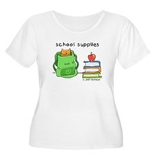 Cat in Backpack T-Shirt