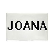 Joana Digital Name Magnets