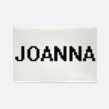 Joanna Digital Name Magnets