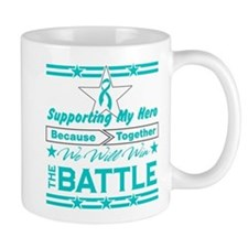 Gynecologic Cancer Hero Mug